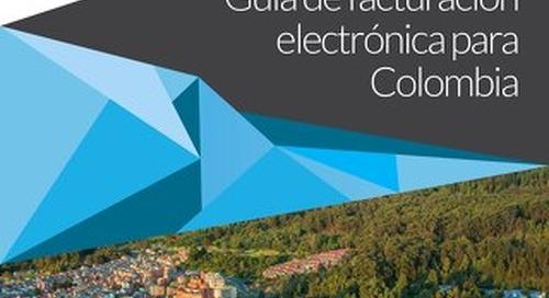 Guía de facturación electrónica para Colombia