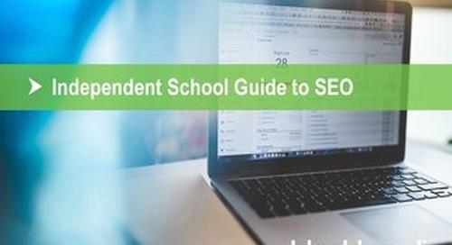 Private School Guide to SEO