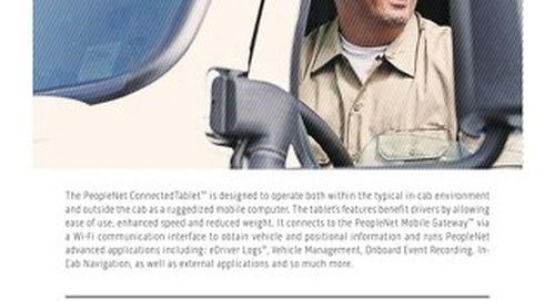 PeopleNet ConnectedTablet
