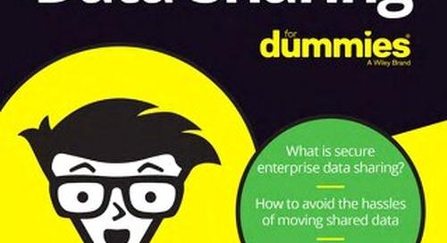 Data Sharing for Dummies