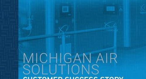 Customer Success Story: Michigan Air Solutions