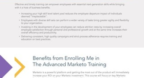 Benefits from Investing in Employee Development