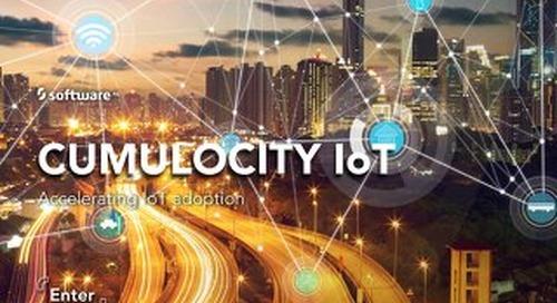 CUMULOCITY IOT:  Accelerating IoT Adoption