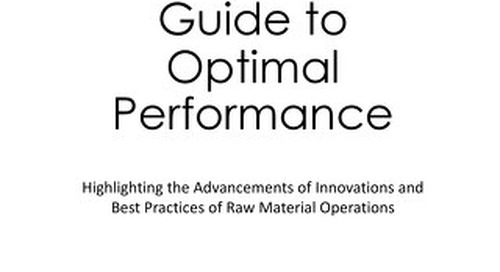 A Supplier's Guide to Optimal Performance