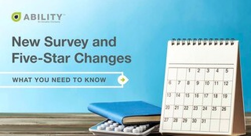New Survey and Five-Star Changes