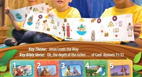Early Childhood Guide Sample   VBS 2020