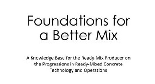 Foundations for a Better Mix