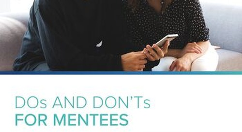 Sexual Harassment Prevention: DOs and DON'Ts for Mentees