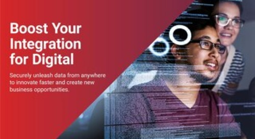 Boost Your Integration for Digital