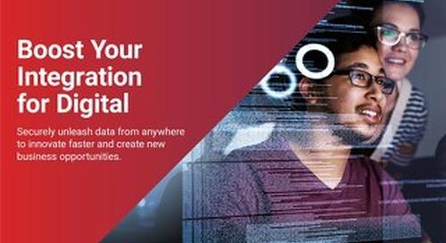 Boost Your Integration for Digital