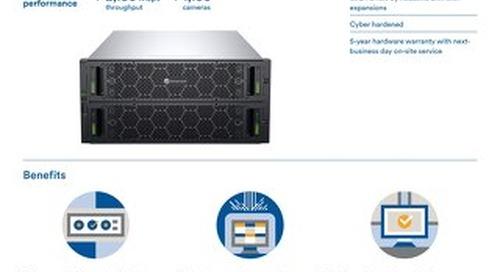 Streamvault SVS 7000 datasheet
