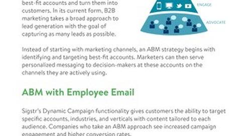 Sigstr ABM Overview