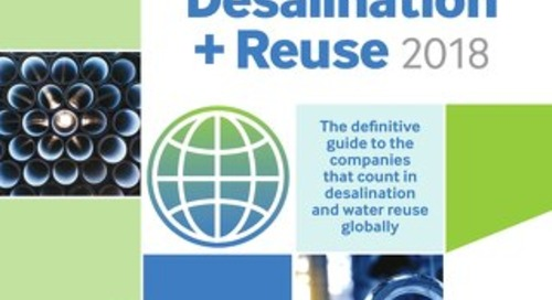 Who's Who in desalination + reuse 2018