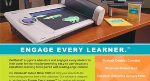 VariQuest Cutout Maker Brochure