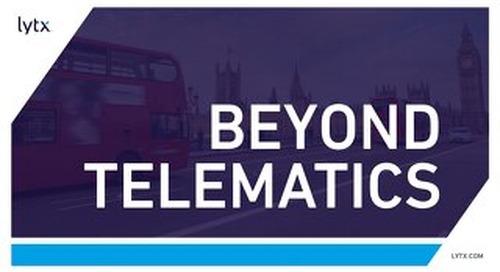 Beyond Telematics