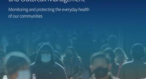 Maven Disease Surveillance and Outbreak Management System