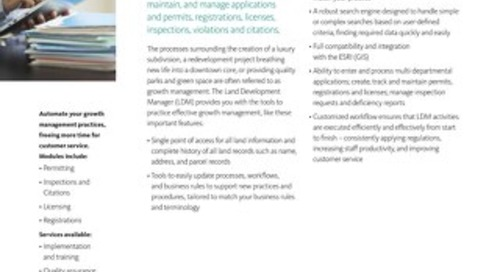 AgileFlow Land Development Manager