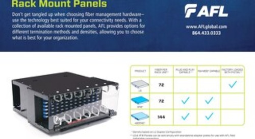 Rack Mount Panels Selection Guide