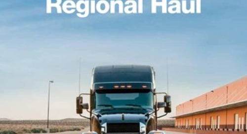 Regional Haul