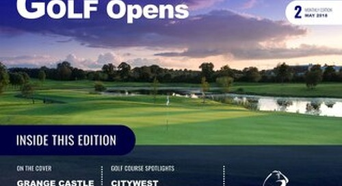 Golf Opens 2018 Digital Magazine - Issue 2