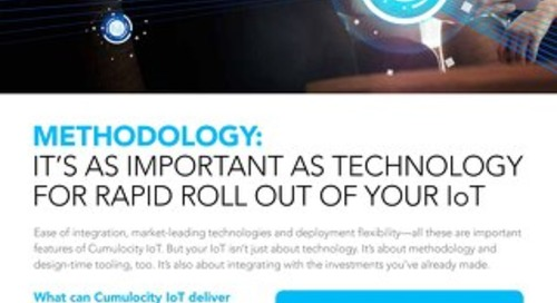Methodology matters for your IoT roll out