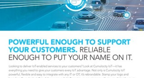 An IoT you can put your name on