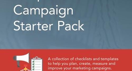 Eloqua Campaign Starter Pack