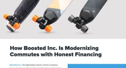 Boosted Inc Case Study
