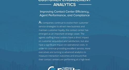 Guide to Contact Engagement Analytics
