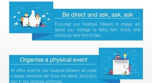 Motivating your Facebook Followers - Infographic