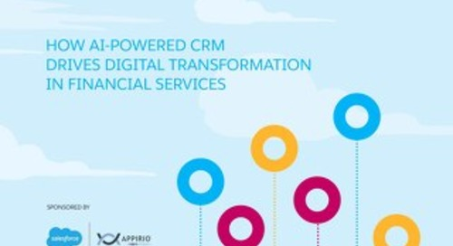 How AI-Powered CRM Drives Digital Transformation in Financial Services
