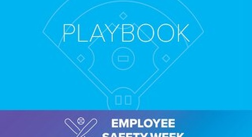 2018 Employee Safety Week Playbook