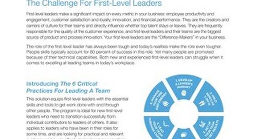 6 Critical Practices