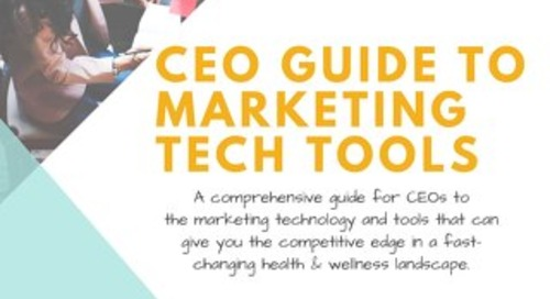 Marketing Technology Guide for CEOs