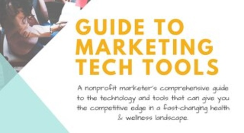 Guide to Marketing Tech Tools