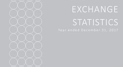 Elite Alliance Report of Key Operating Exchange Statistics 2017