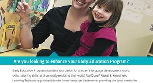 VariQuest Early Ed Program Flyer