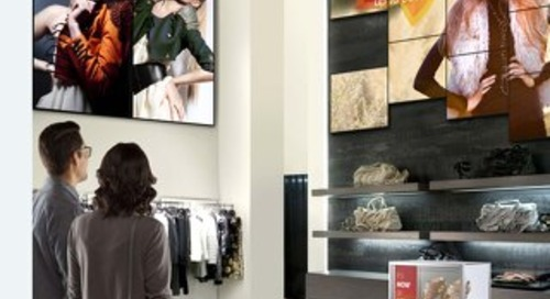Commercial Display Solutions that Engage and Connect