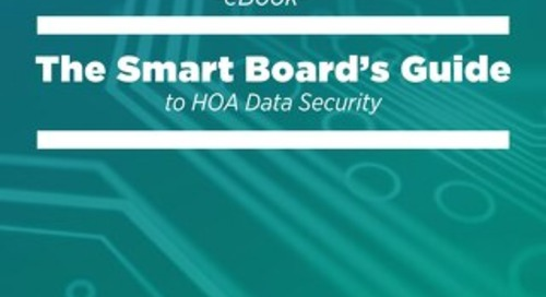 The Smart Board's Guide to HOA Data Security