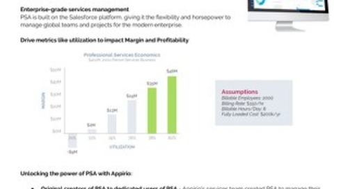 FinancialForce Professional Services Automation