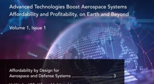 DIGITAL AEROSPACE AND DEFENSE SYSTEMS JOURNAL -  Volume 1, Issue 1