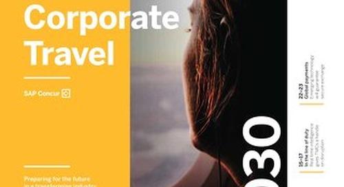 Concur- CorporateTravel 2030