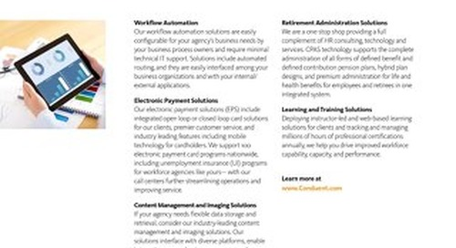 Innovation For Your Workforce Agency