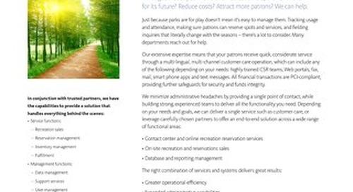 Parks Reservation Management