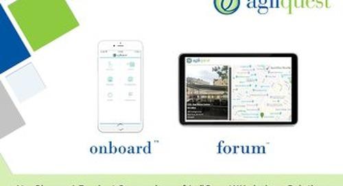 OnBoard v Forum Product Comparison