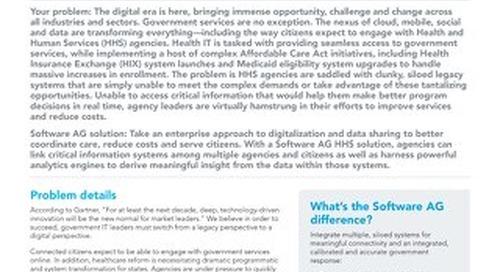Serving citizens through innovative IT