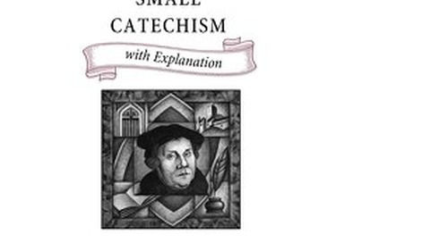 Spiral Bound Edition: Luther's Small Catechism with Explanation