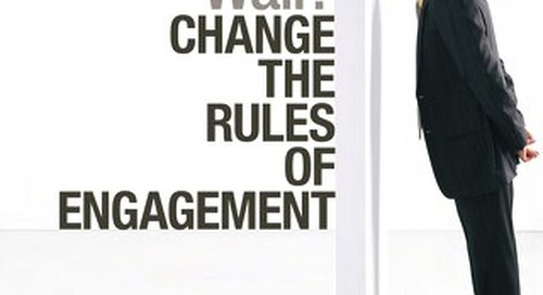 Change the Rules of Engagement