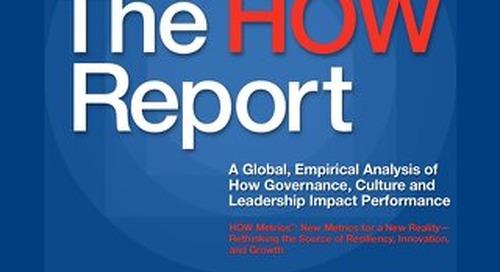 HOW Report 2014