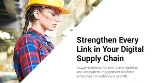 Strengthen Every Link in Your Digital Supply Chain